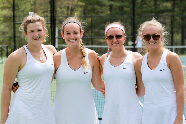 Girls' Varsity Tennis vs New Hampton | May 14th