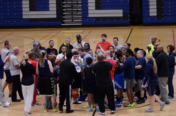 2014/2015 Oswego East Girls Basketball Season