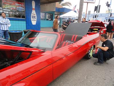 Pismo Beach Car Show - 2012