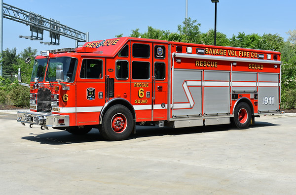 Company 6 - Savage Fire Company