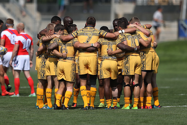 2018 Rugbytown 7's Glendale, Colorado August 24-26