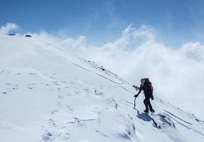 04 19 Dolgi Hrbet Winter Ascent