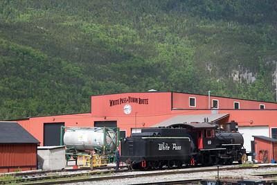 White Horse Train