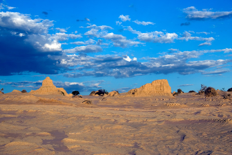 Walls of China 4 - Mungo National Park, New South Wales, Australia