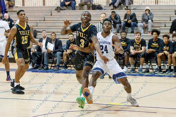 Jefferson Men's Basketball vs Millersville 11/20/2018