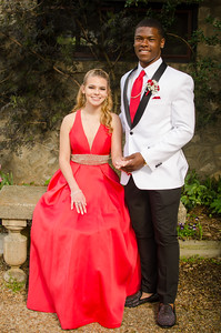 Carson & Blake Prom 2018