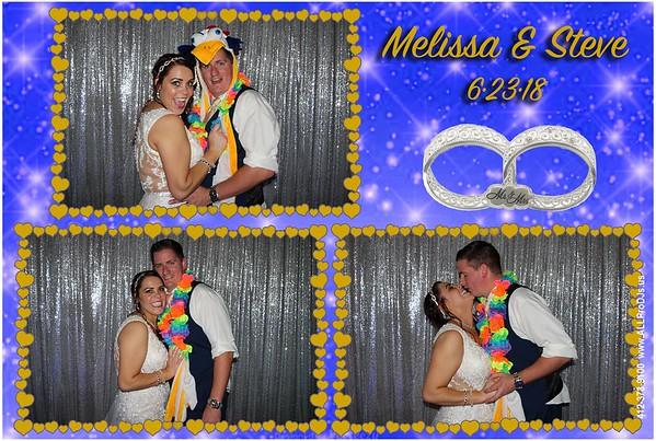 2018  06-23  Melissa & Steve