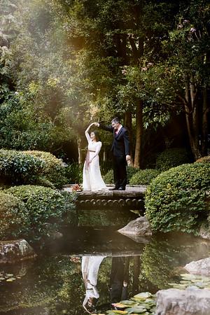 Lien&Robert: Pre-Wedding, Mt Coot-tha