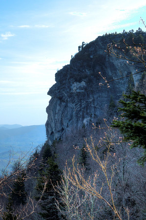 Grandfather Mountain and Blue Ridge Parkway