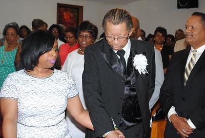 Pastor Lester Sims Anniversary