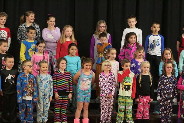 Washington Elementary Music Concert 030116