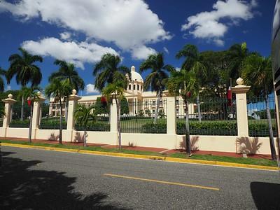 Santo Domingo - Presidential Palace 2020