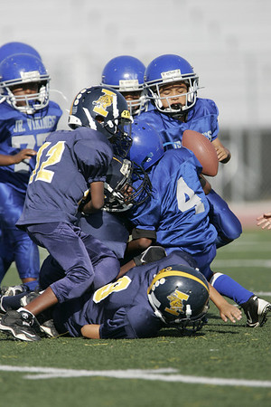 Sacramento Vikings vs Inderkum Tigers 9/17/2011