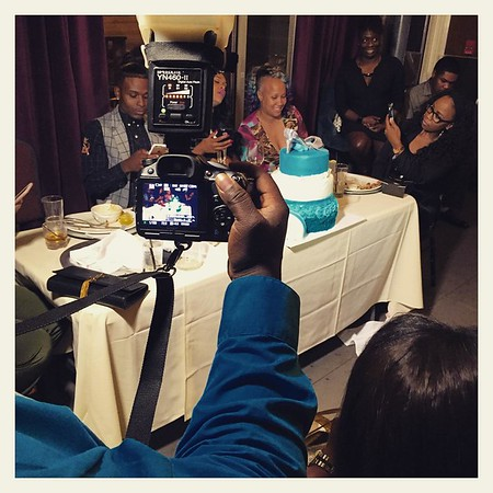 Anje Collin's '50 on Fleek' Birthday Dinner - Suite Lounge - Septermber 30, 2015