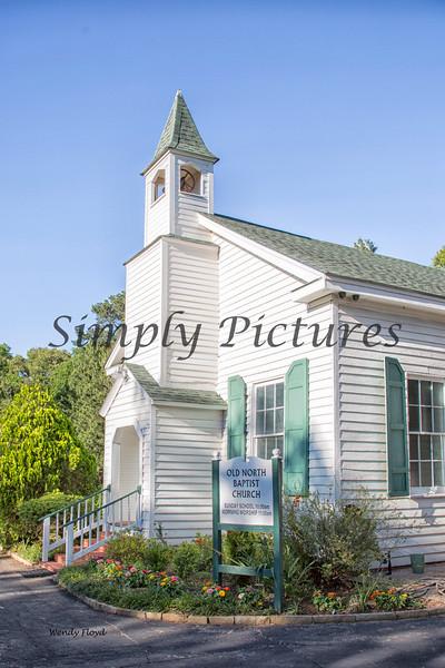 Old North Church - Nacogdoches, Texas
