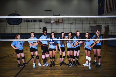 Volleyball Portraits 2019