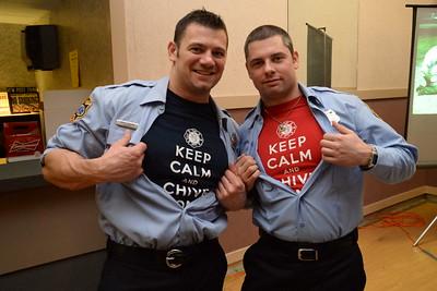 Dearborn Heights Fire Department Ball 2014