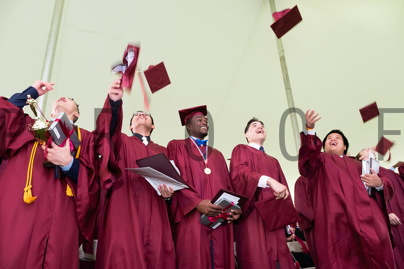 2019 Church Farm School Graduation