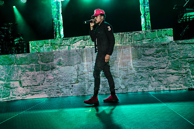 Chance the Rapper 2016