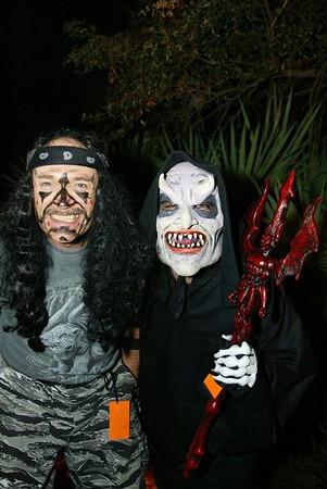 2002 Hoodoo Voodoo Halloween Blues Ball