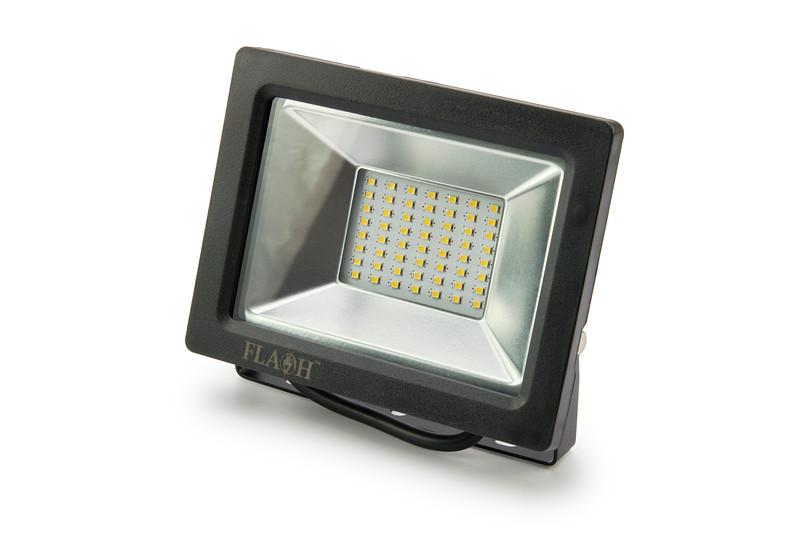 Flash High Power SMD LED Slim Floodlight 2300lm: 30W
