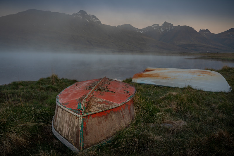 Iceland Overnight