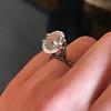 2.32ct Flat Oval Shape Diamond GIA J SI1 27