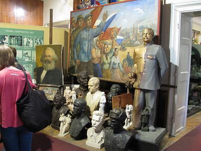 Prague: Museum of Communism 2009-05-30