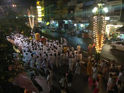 Trang Festivals