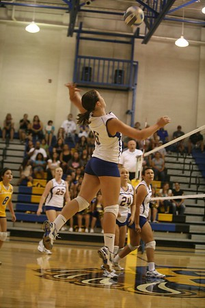 Sep 22, 11 Brawley vs Imperial Volleyball