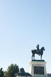 Ulysses S. Grant Statue Photos