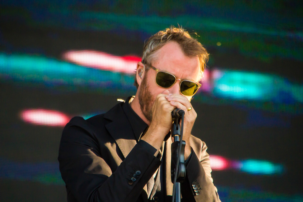 . The National at Lollapalooza. The National will be headling the Laneway Festival, which takes place at Meadow Brook Music Festival on Sep 14.