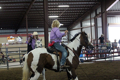 All Girl Rodeo Pony Express