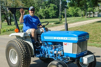 Bollinger County Antique Tractor Club