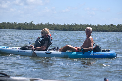 1230PM Heart of Rookery Bay Kayak Tour - Zsakany, Spang & Helfrich