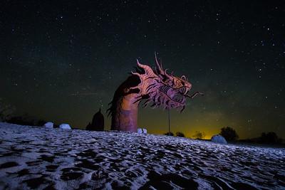 Borrego Springs Galaxy Shoot