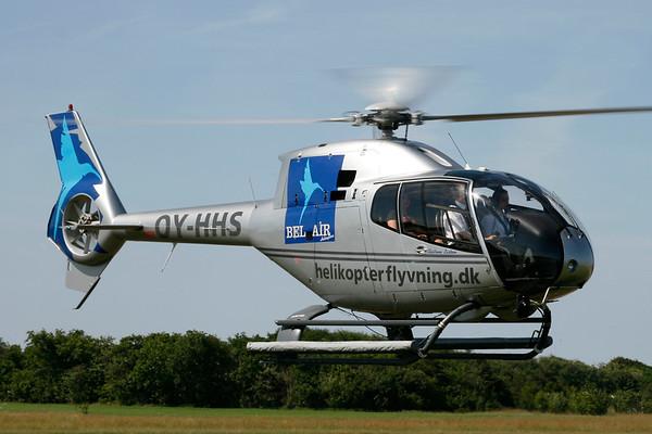 OY-HHS - Eurocopter EC120B Colibri