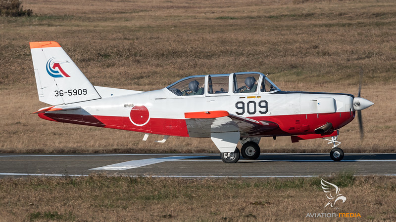 JASDF / Fuji T-7 / 36-5909