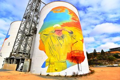 Australian Silo Art