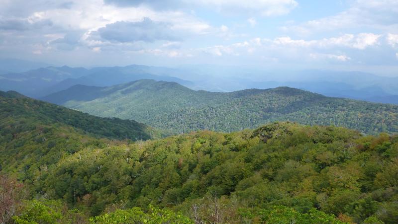 2012-09-23/09-24 Joyce Kilmer Wilderness, NC