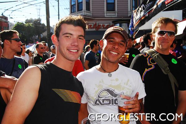Castro Street Fair 2007