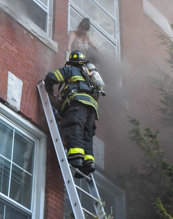 3 Alarm Structure Fire - Beekman St, Fitchburg, Ma - 9/22/19