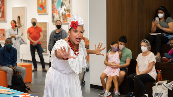 """""""Cicadian Rhythms""""  -  """"HOME"""" - and the Storytelling Festival  at the Sugar Children's Museum of Art & Storytelling"""