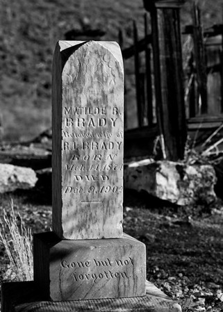 Ghost Towns and Graveyards