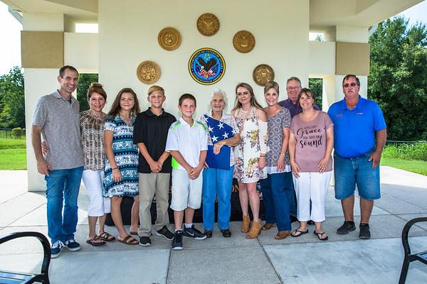 2018-07-23 Donald Baldwin Memorial Service