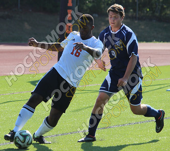 Oliver Ames-Franklin Boys Soccer 9-5-14