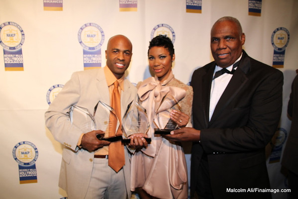 NAACP Theatre Awards 2012 - Honorees