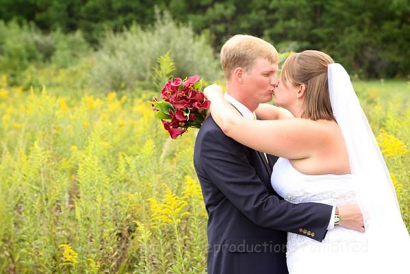 Fowler wedding  9-13-08