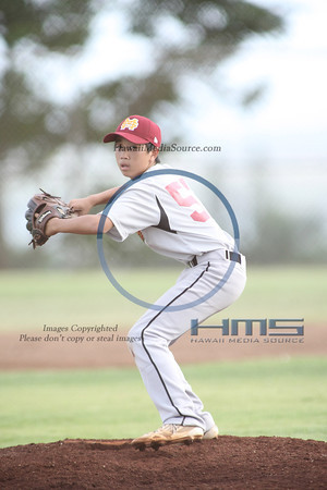Maryknoll Intermediate Baseball - P5B 3-26-14