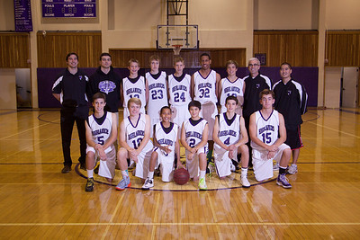 PHS Frosh Basketball, 2013